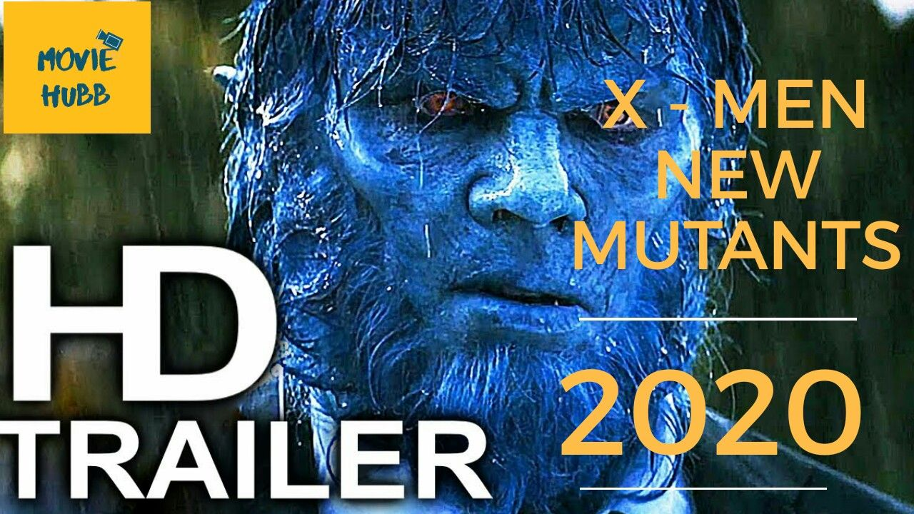 X Men New Mutant 2020 Click To Watch Trailer In 2020 The New Mutants Best Trailers Movie Trailers