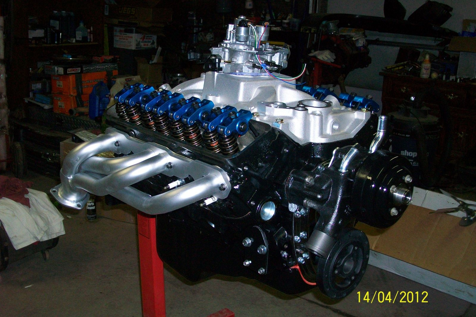 95 chevy 350 head torque - 1997 Vortec Block 350 And 1995 Intake And Holley Tbi Installed Into A 1995 Chevrolet 1500 Ran Grate
