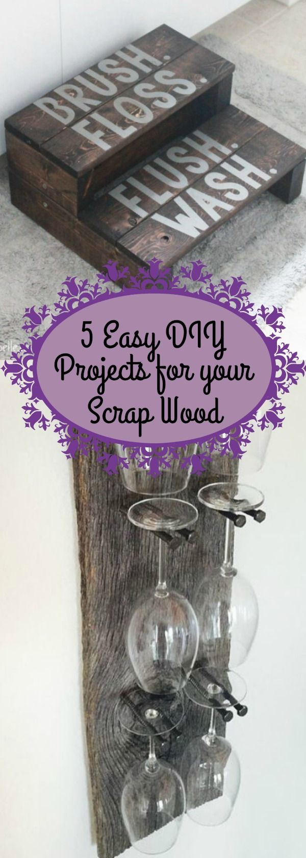 5 easy diy projects for your scrap wood scrap wood on useful diy wood project ideas id=64794