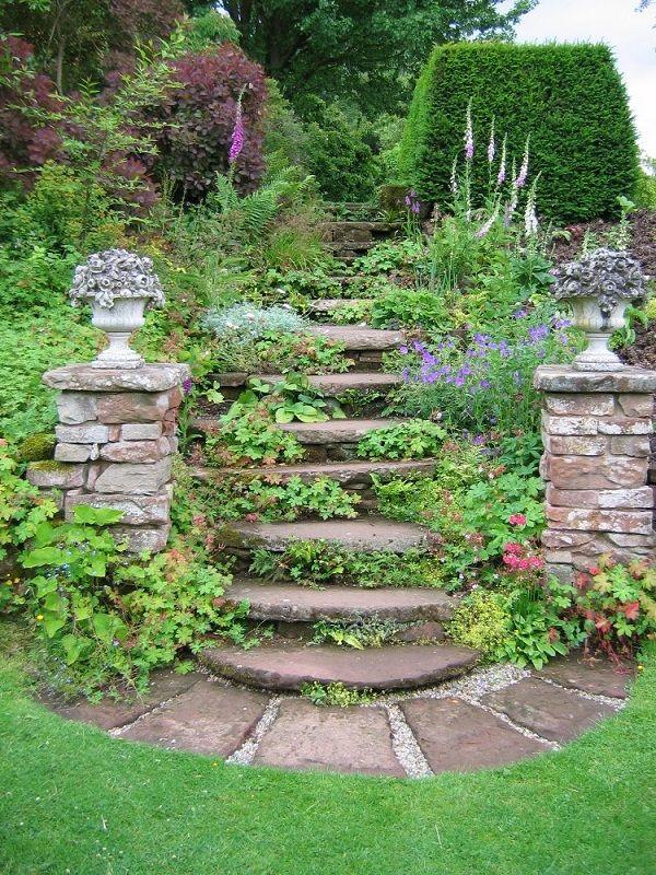 Beautiful Herb Garden Design Ideas