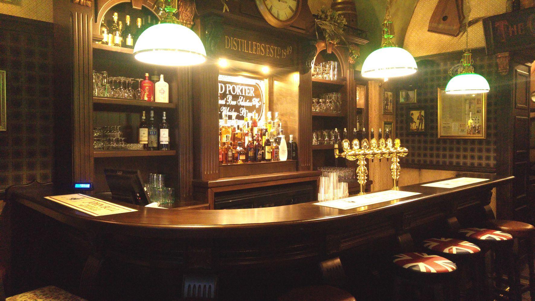 Arredamento Bar Stile Vintage : Arredamento in stile industriale un pub ristorante svela il suo