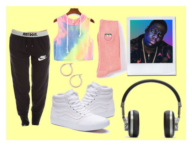 """Morning Jam Session #1"" by teesmiles513 on Polyvore featuring NIKE, Vans, Nordstrom and Master & Dynamic"