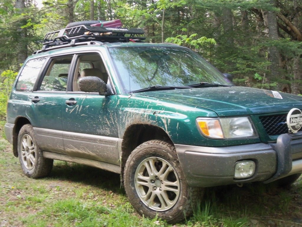 Hi all you offroad frosties page 3 subaru forester owners image result for subaru impreza hatchback lifted vanachro Gallery