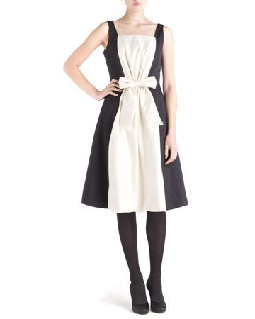 Couture Holly Bow Dress