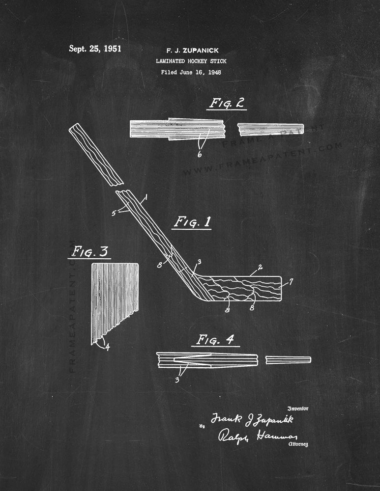 Pin by Frame a Patent on Hockey Patent Prints Patent