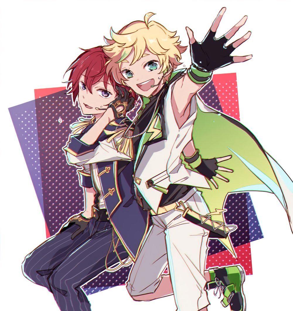 29 にゅーでぃめんしょん Anime, Ensemble stars, Fictional characters