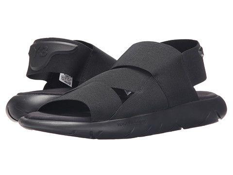 adidas Y-3 by Yohji Yamamoto Qasa Sandal  4c2aaefb14e
