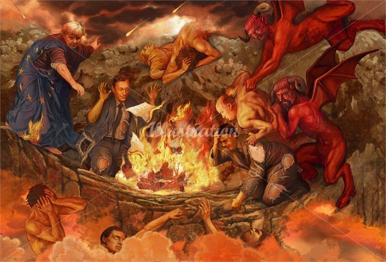 People In Hell Pictures