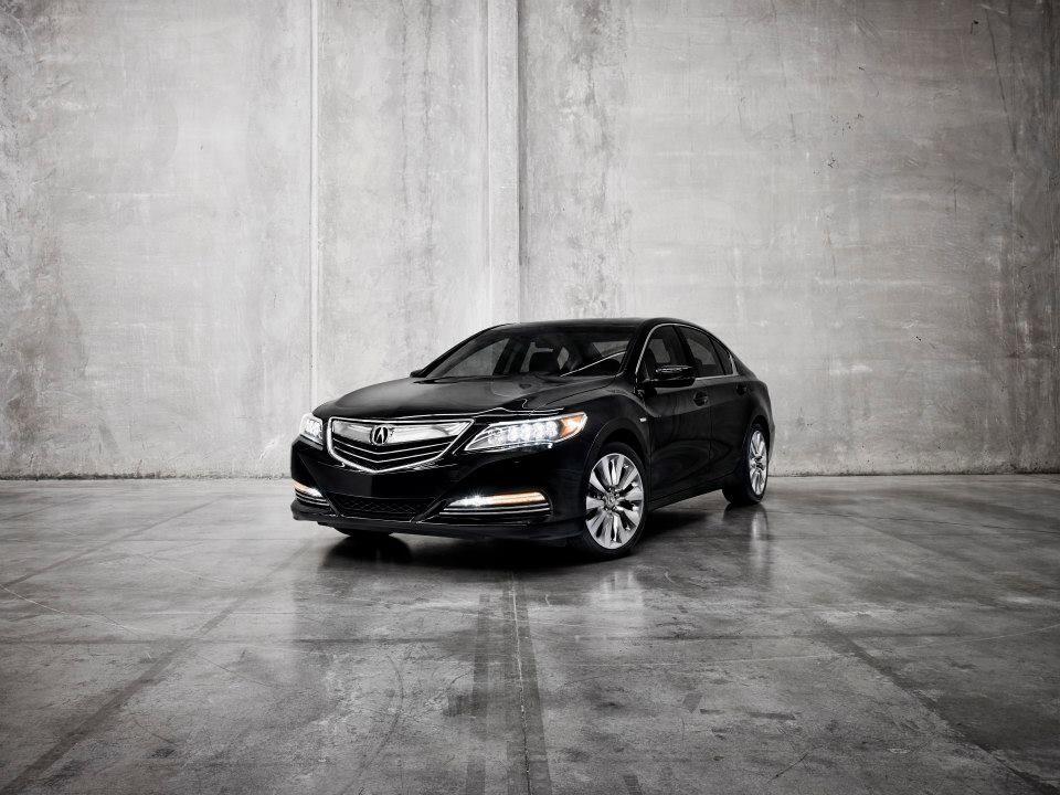 Introducing the 2014 Acura RLX Sport Hybrid SHAWD