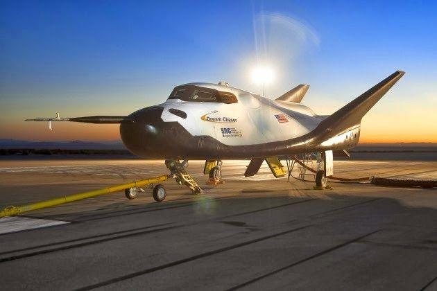 Dream Chaser nuevo transbordador espacial de la NASA                                                                                                                                                                                 Más
