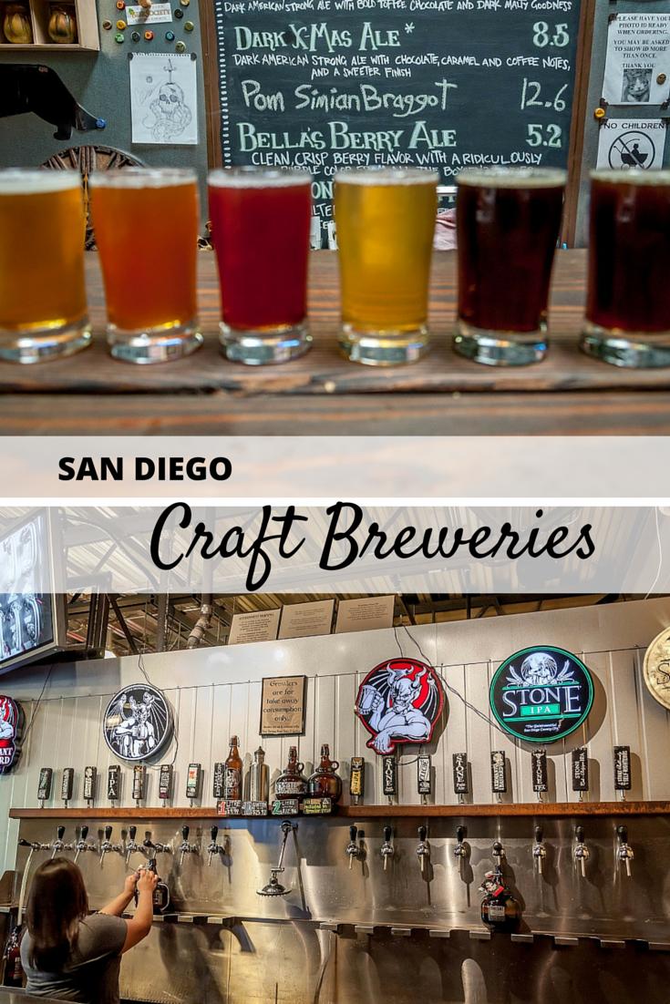 40+ San diego craft beer map information