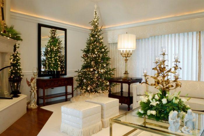 weihnachtsdeko ideen originelle dekoideen f r eine. Black Bedroom Furniture Sets. Home Design Ideas