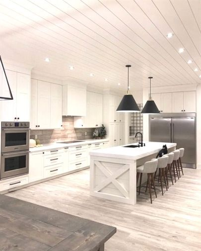 Kitchen inspiration  house we built my living interior design is the definitive resource also best images in rh pinterest