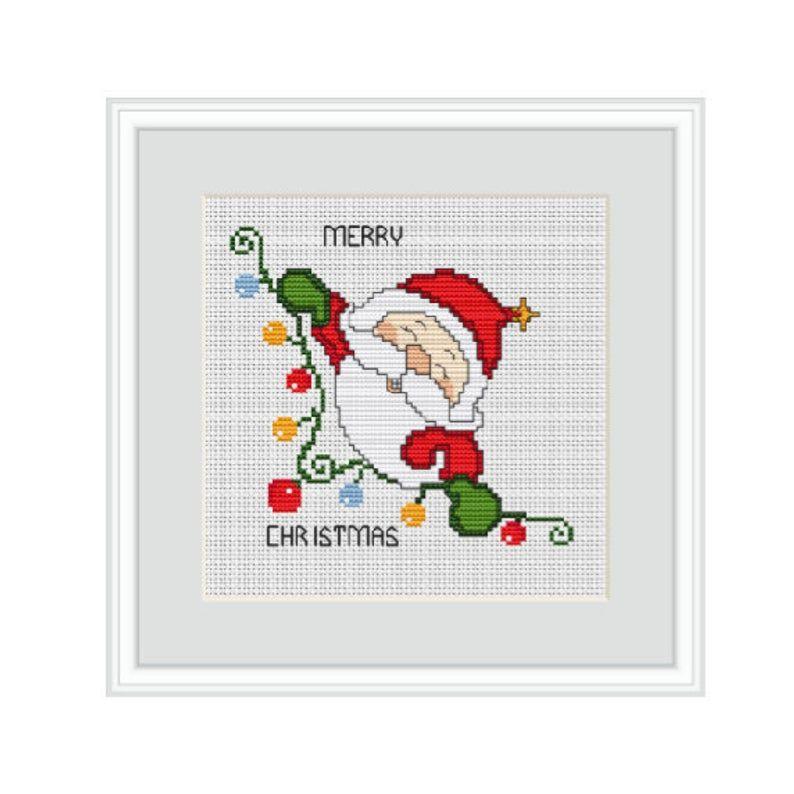 Holidays Disney Christmas Cross Stitch Pattern /_/_A Rose For Minnie/_/_
