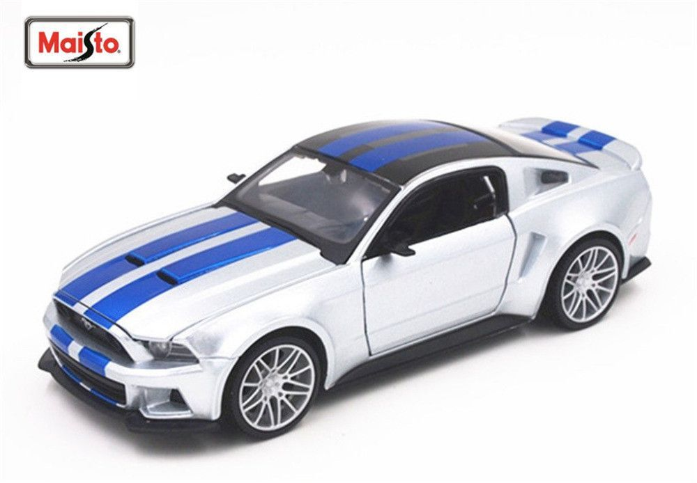 Maisto 1 24 Need For Speed 2014 Ford Mustang Diecast Model Car Toy New In Box Free Shipping 2014 Ford Mustang Ford Mustang Car Model