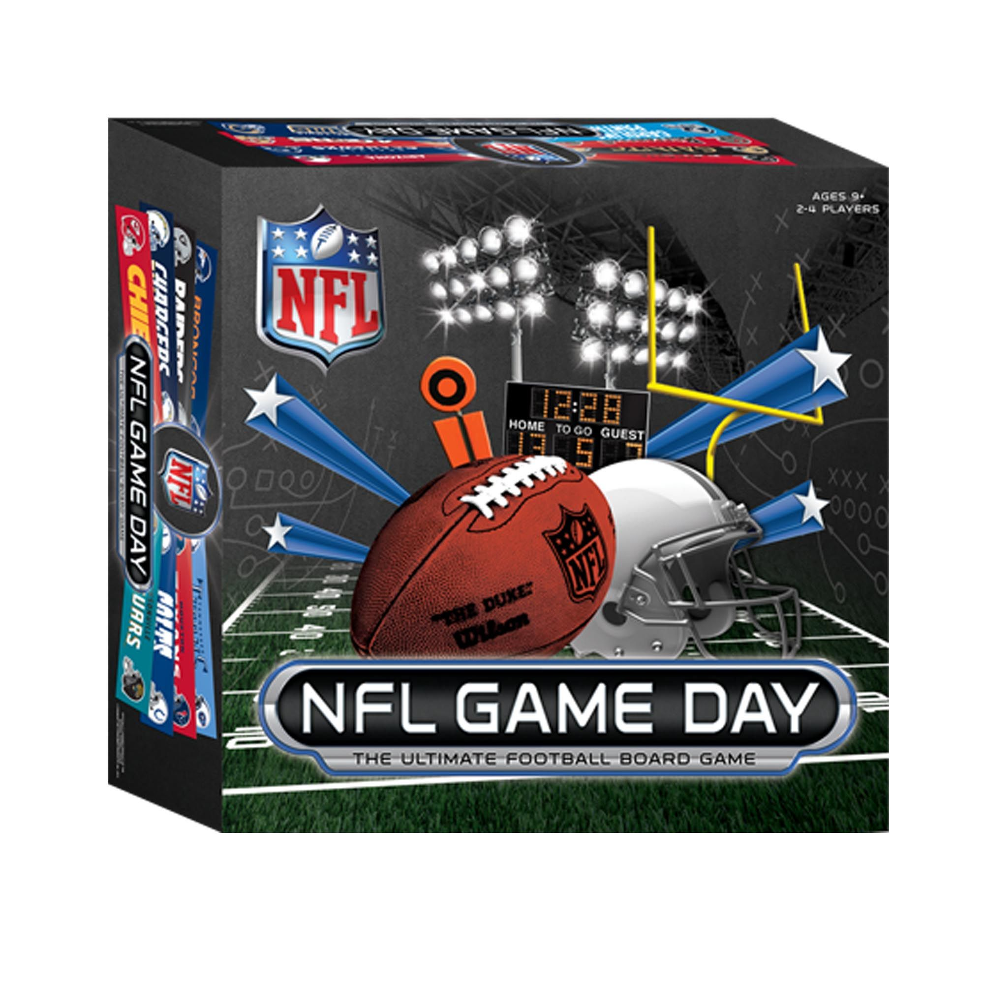 NFL Game Day from Fremont Die