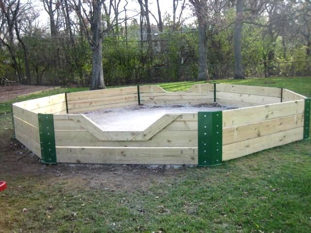 Gaga Ball Pit | Youth Ministry | Pinterest | Ball pits and Landscaping