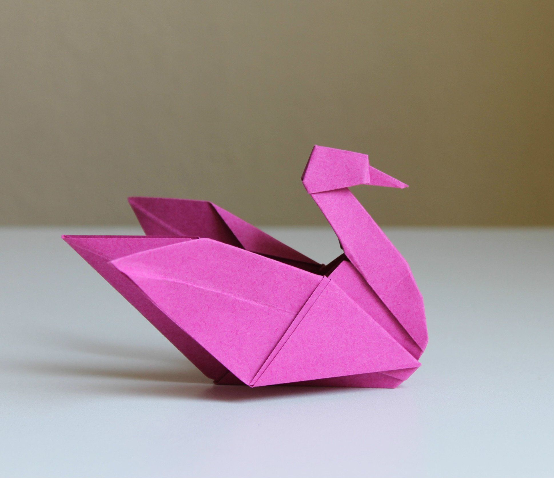 Photo of Swan Origami | Etsy