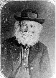 Old Bill Williams, Mountain Man