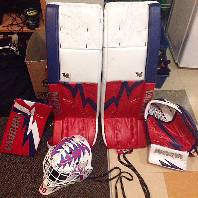 Here's a Vaughn Velocity V6 setup with a Pulse graphic