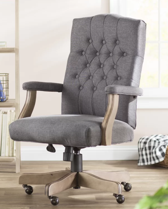 Desk Chair Aa Home Office Chairs Tufted Office Chair Executive Office Chairs #office #chair #for #living #room