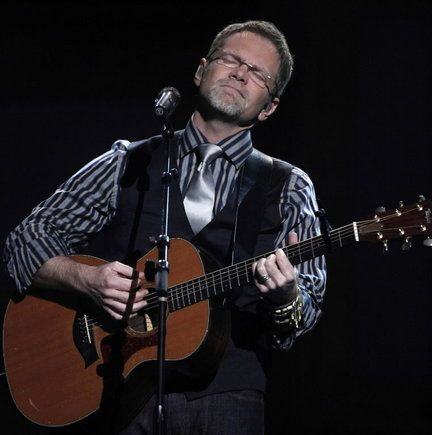 Steven Curtis Chapman: He is an amazing singer/songwriter. One of my favorites! His Beauty Will Rise album is awesome.