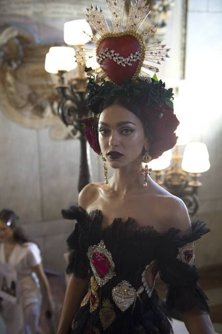 A Moda L'alta Dolceamp; PalermoBackstage Di Gabbana Alta wN8OyvnP0m