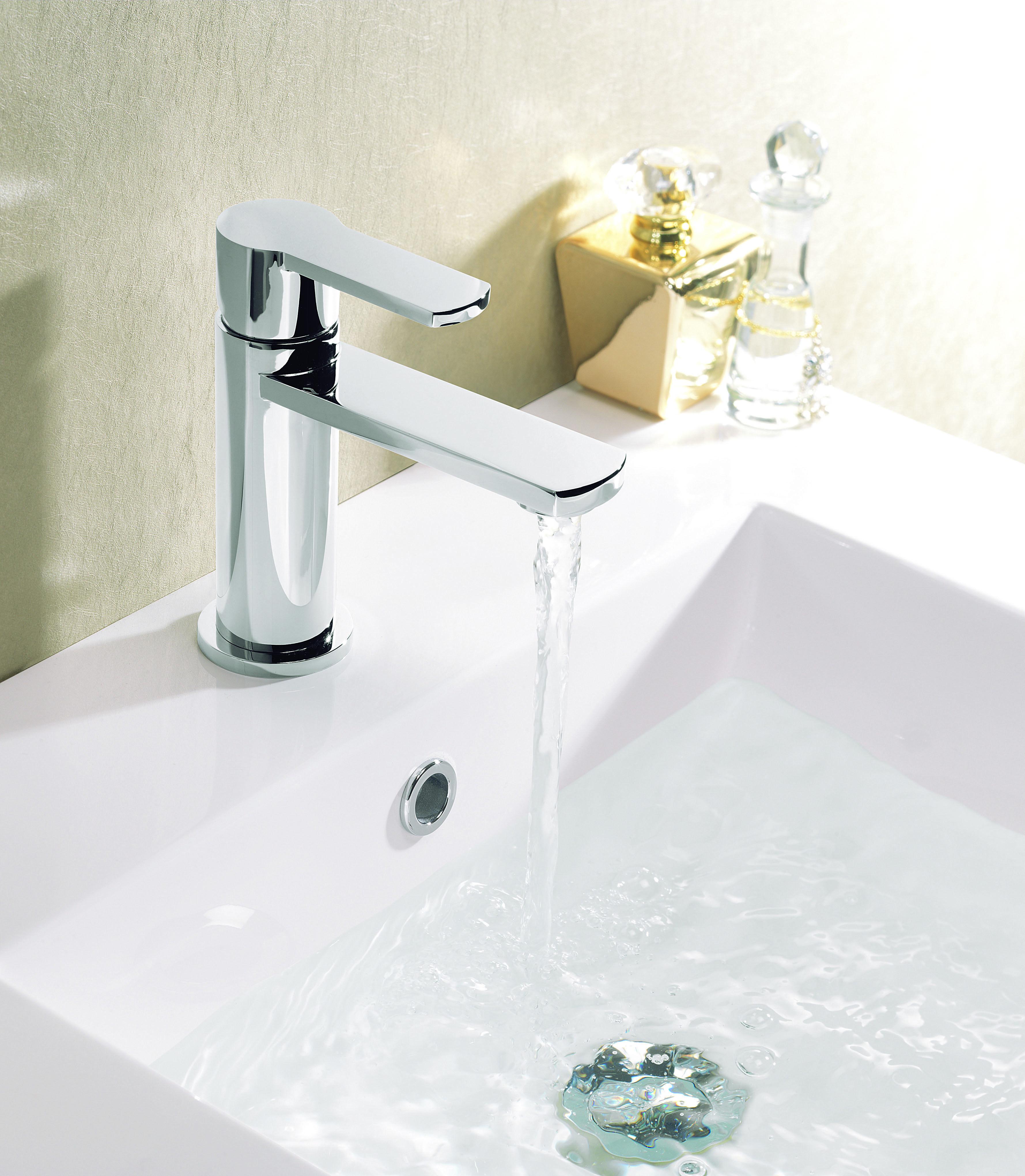 Wisp Monobloc Bathroom Basin Tap from Crosswater http://www ...