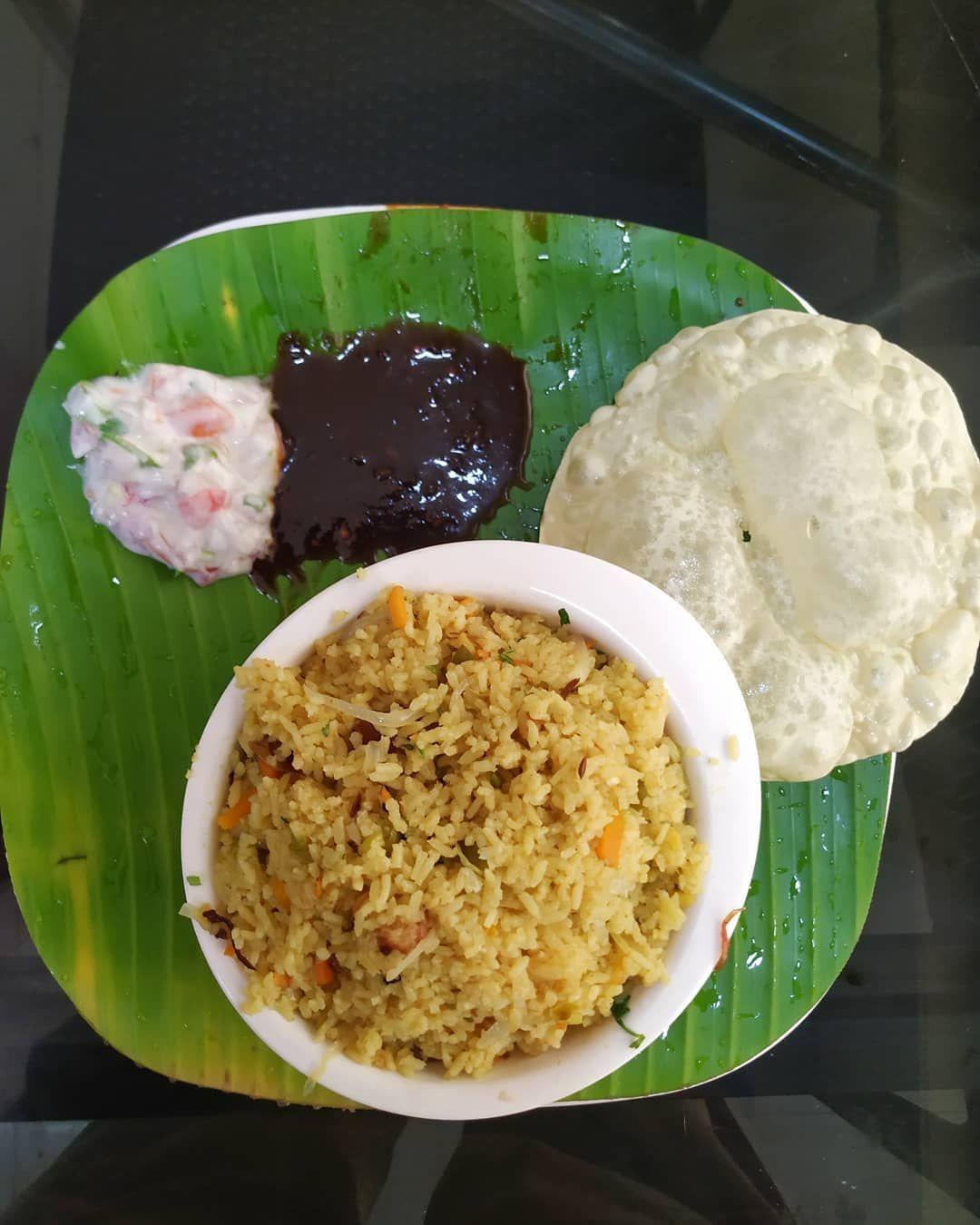 Vegetable Biryani Food Eat Vegetables Biryani Veg Good Tasty Foodie Lunch Waiting Likeforfollow Kerala Style Ins Indian Food Recipes Biryani Food