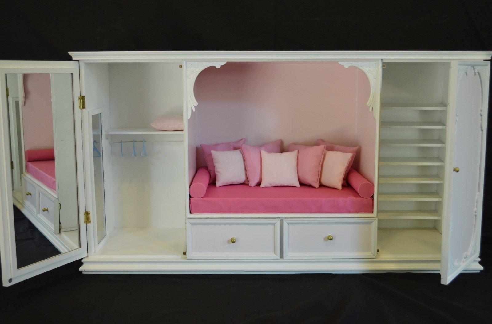 1 6 Scale Room Box or Diorama Regent Miniatures 23060 Nook Bed   eBay