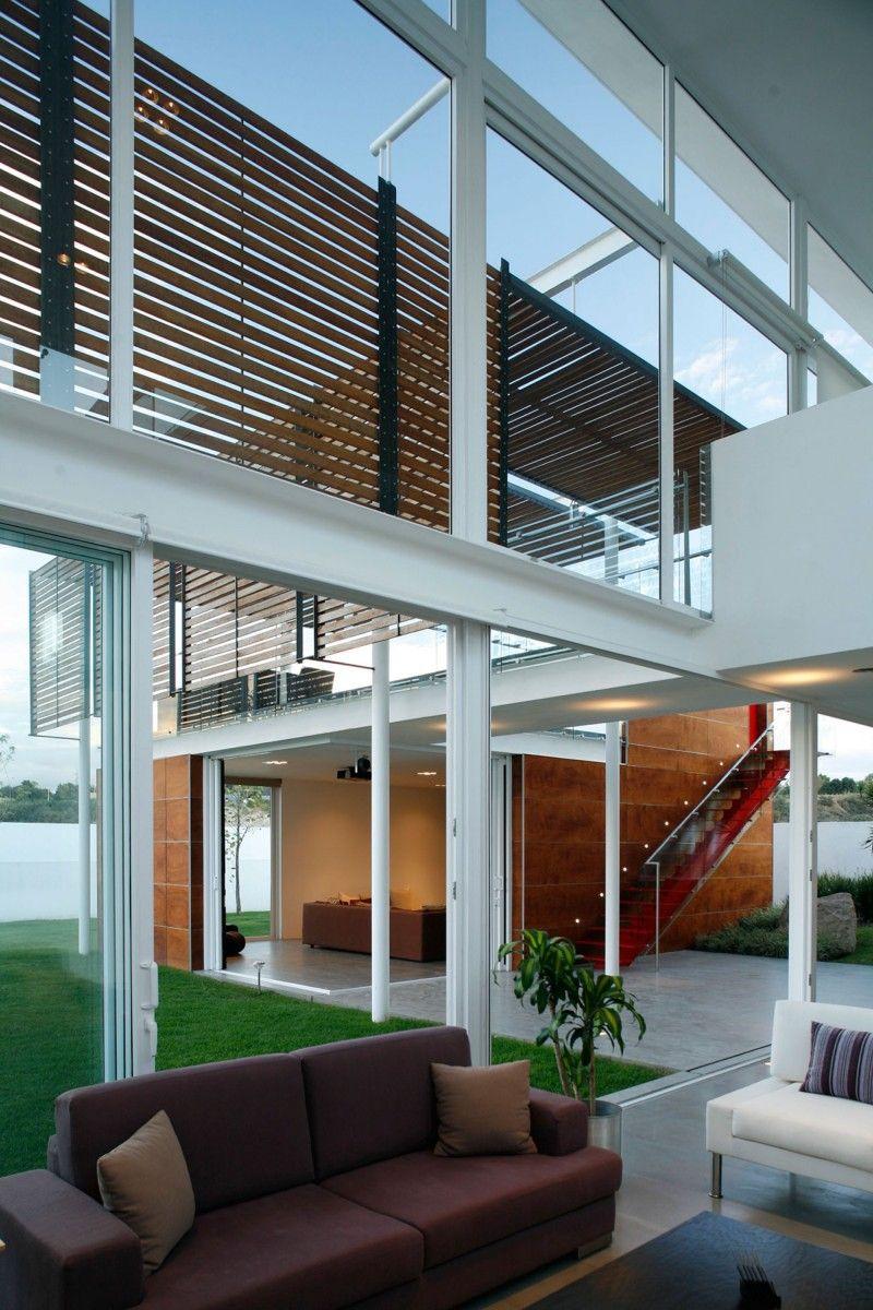 Casa Quince by Echauri Morales Arquitectos | Interiors and ...