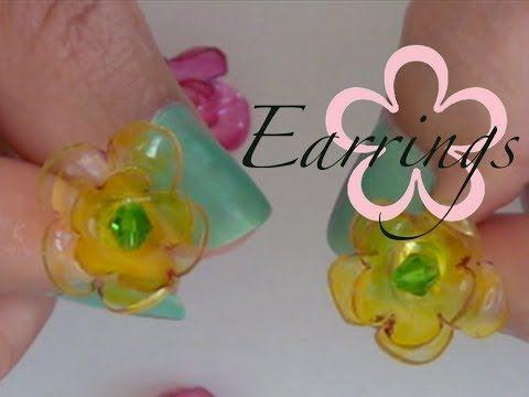 Recycle: MeiIris' Plastic Bottle to Pretty Flowers - YouTube