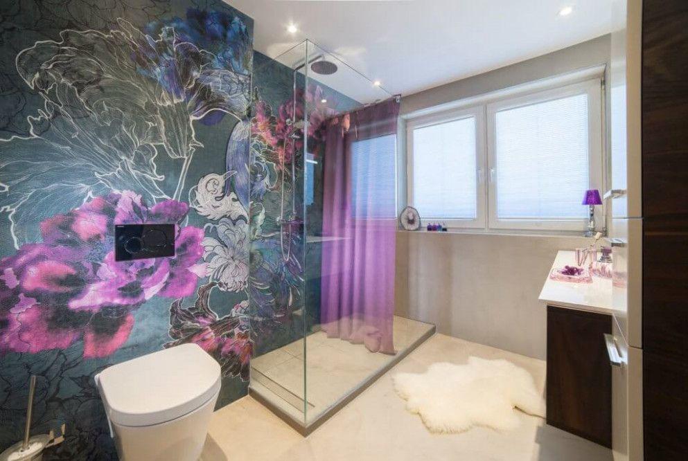 Wie Wird Design Tapete Badezimmer In Zukunft Aussehen Badezimmer
