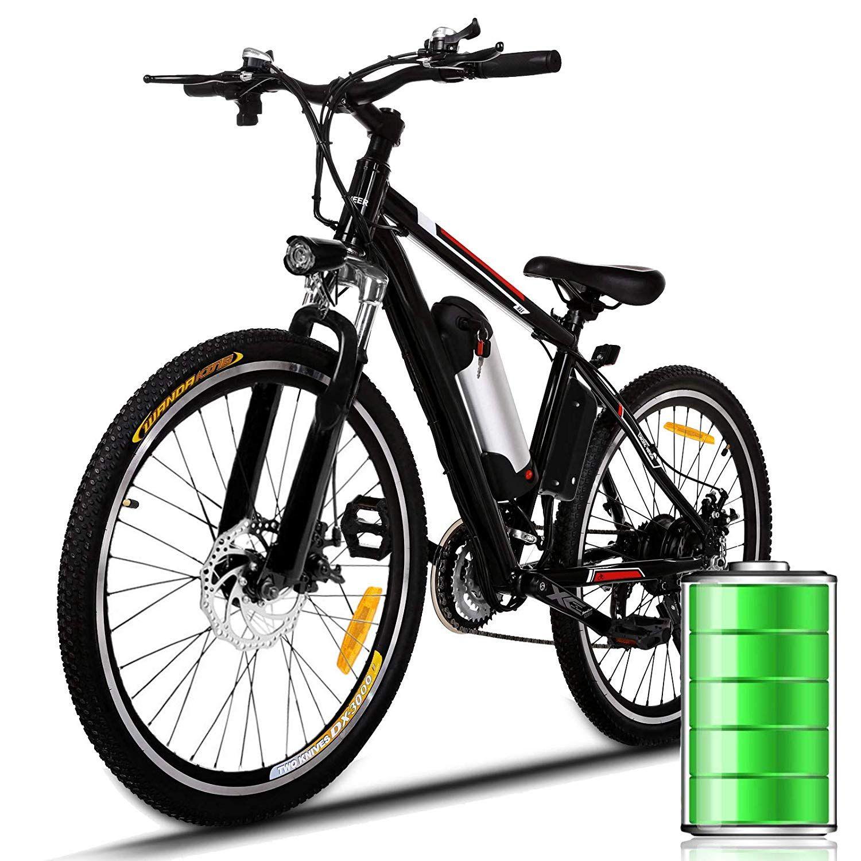 Bunao E Bike Mountainbike Elektrofahrrad Mit 21 Gang Shimano Nabenschaltung 250w 8ah 36v Lithium Ionen Akku 26 Zoll Pede Elektrofahrrad Radfahren Pedelec