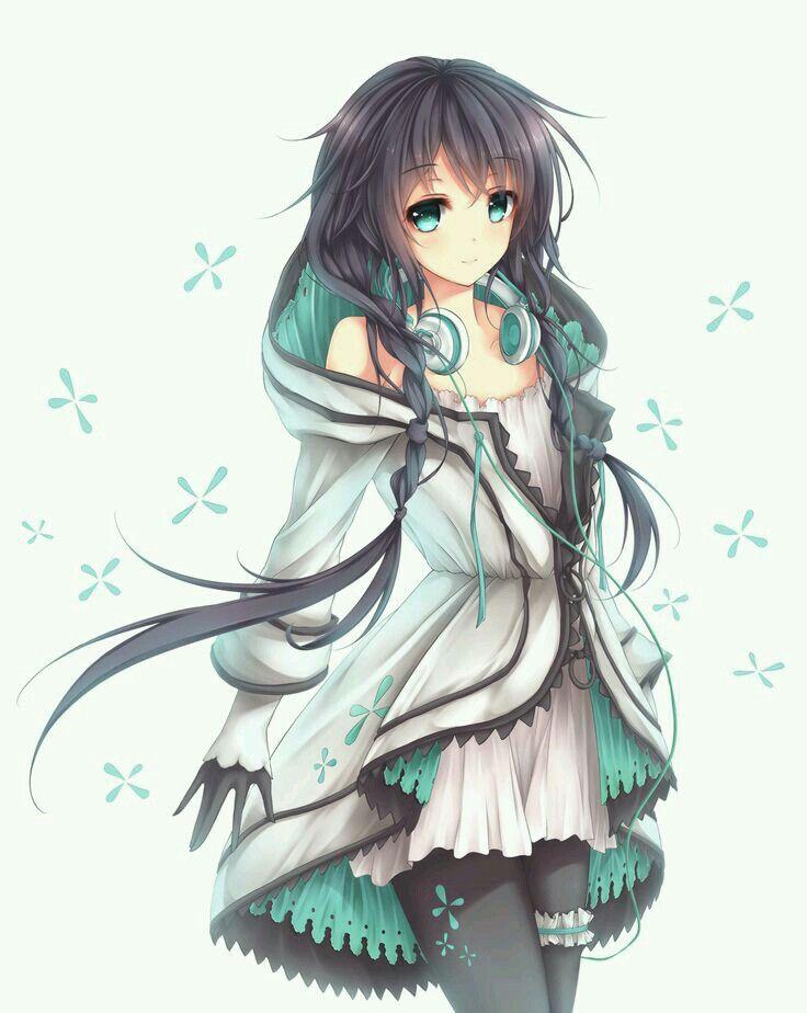 Cartoon Characters You Can Dress Up As : Resultado de imagen para chicas anime nightcore en la