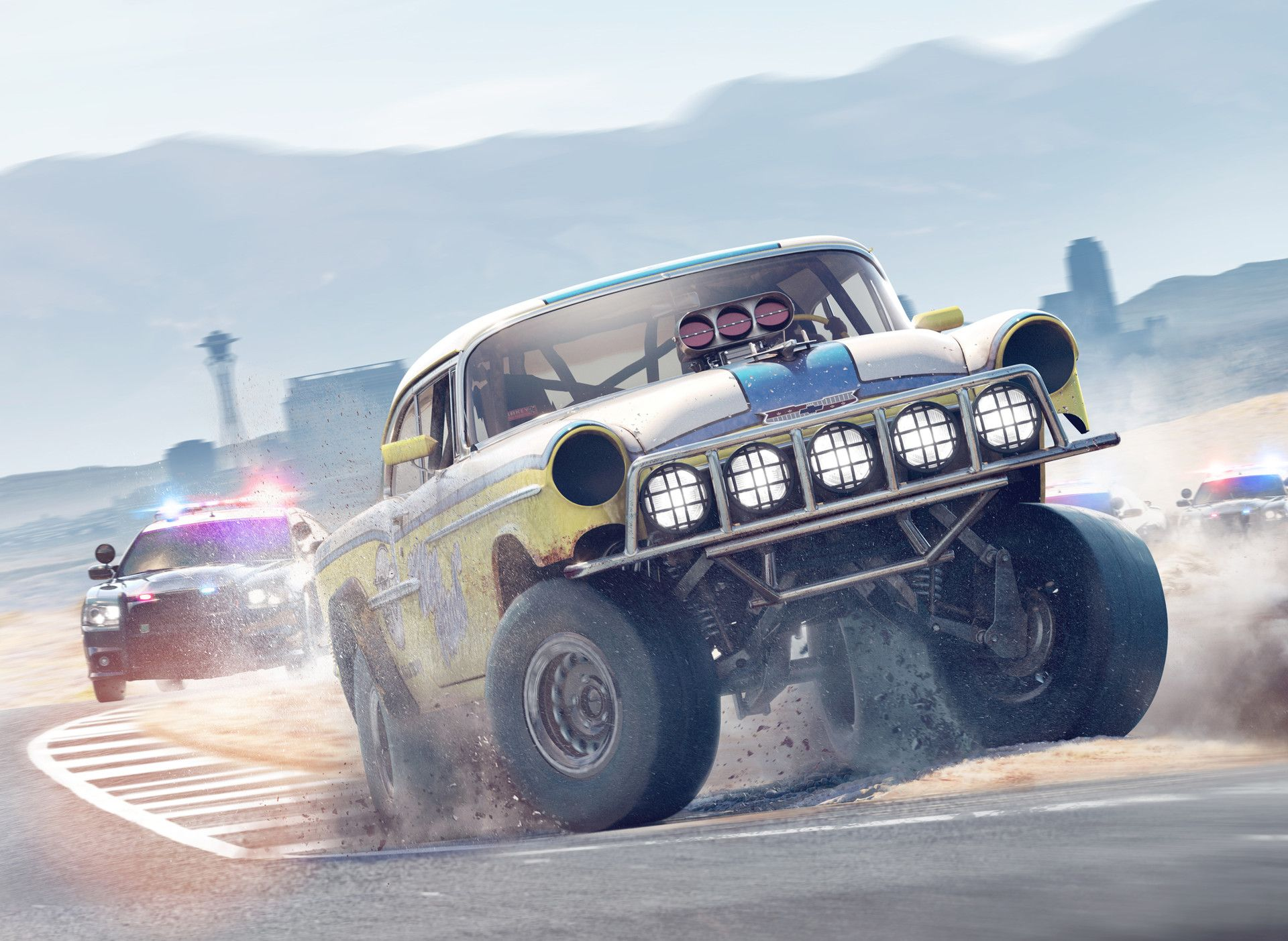 Artstation Need For Speed Payback Key Art Jacob Meyer Need
