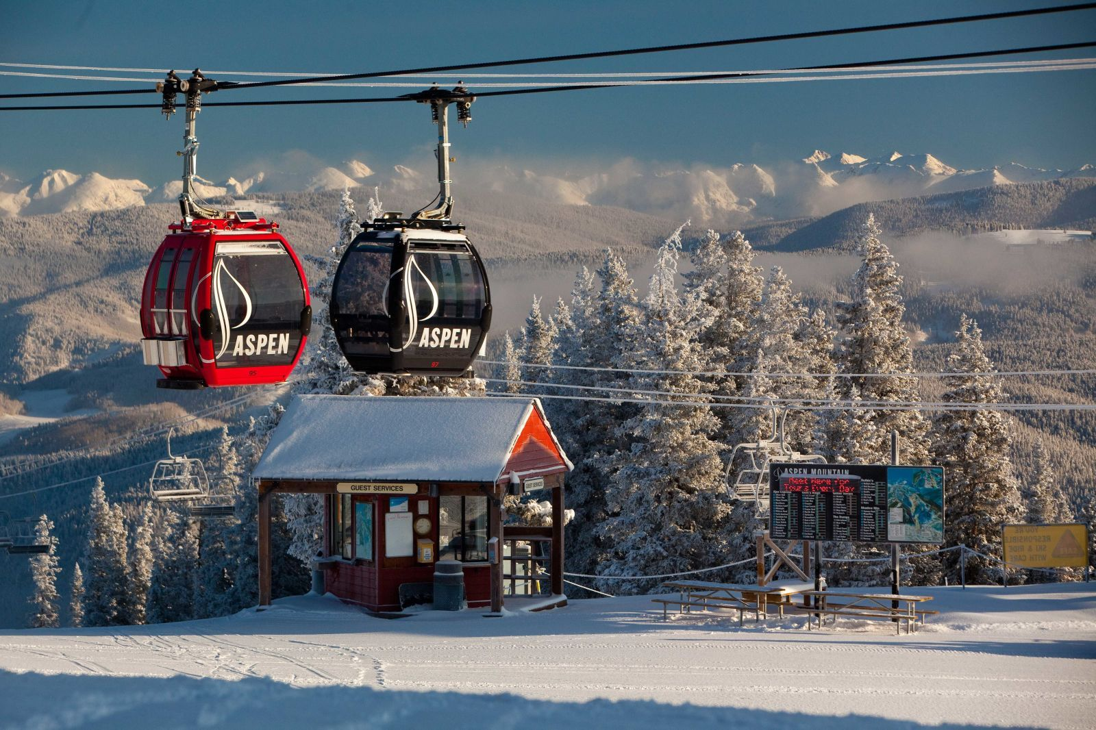 <i>T&C</i> Travel Guide: Aspen