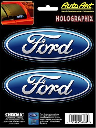Ford Holographic Decal Http Www Carhits Com Ford Holographic