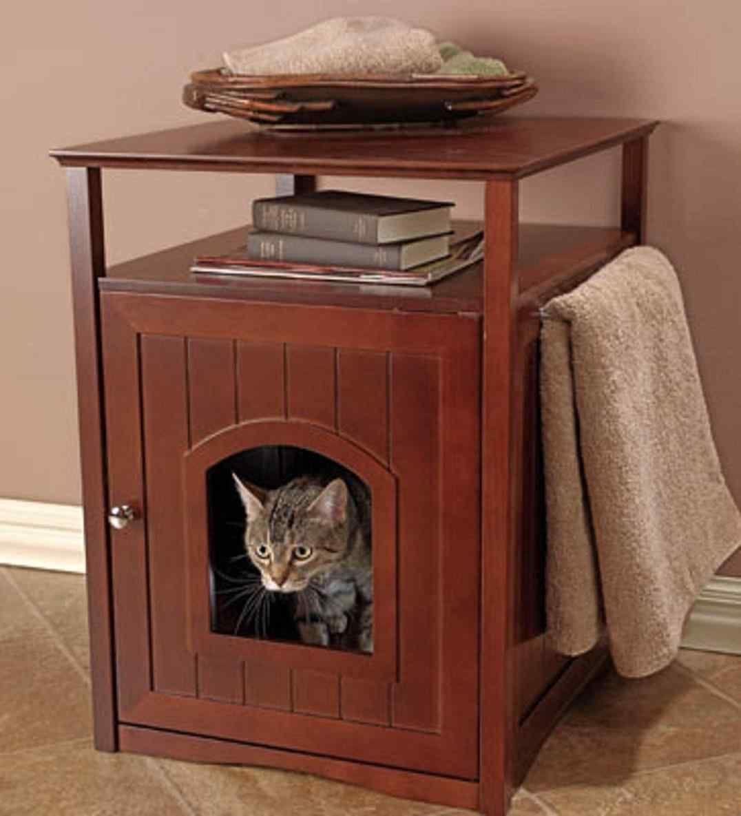 15 creative cat litter box solutions ideas