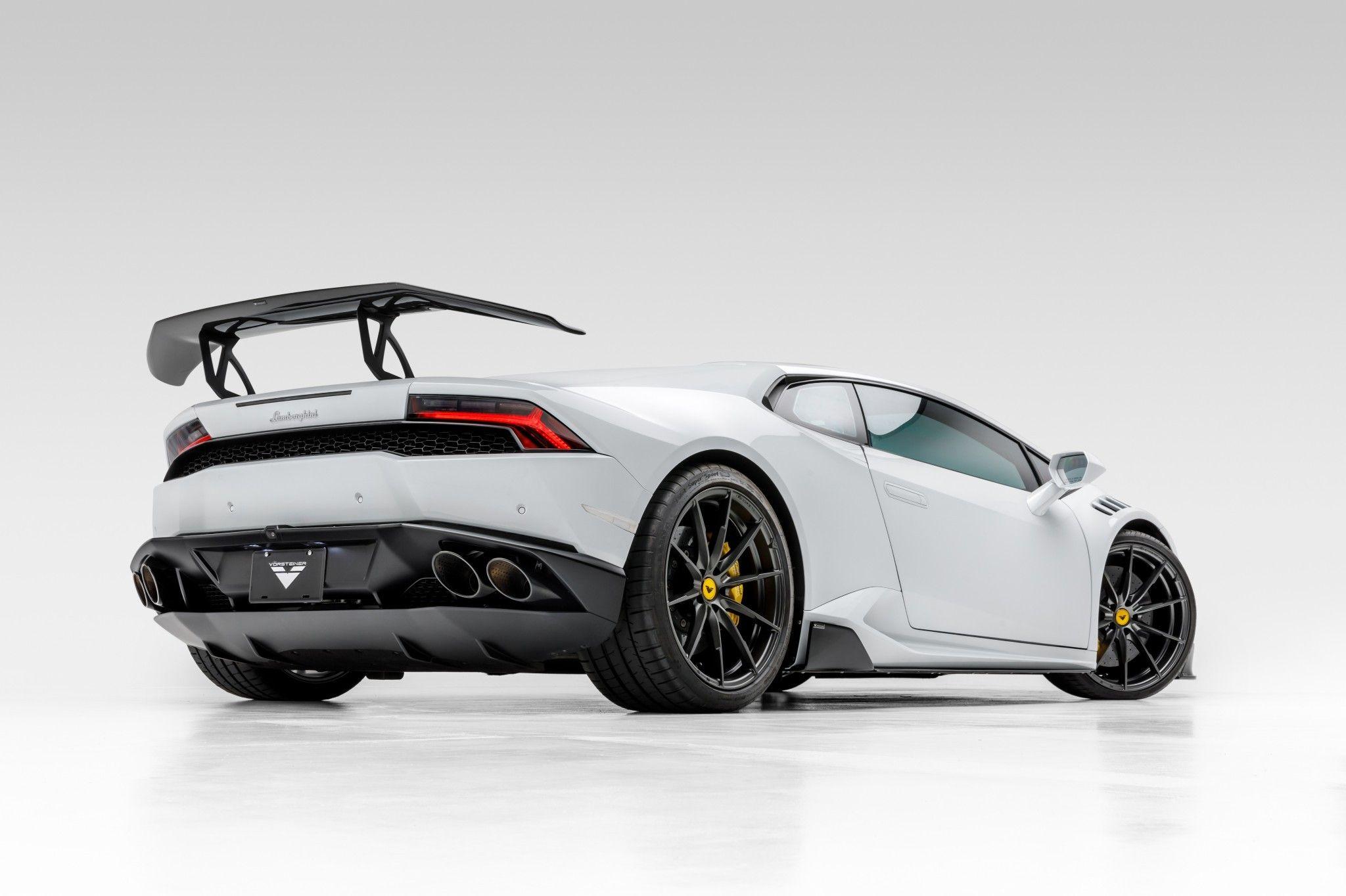 2020 Lamborghini Huracan Mondiale Edizione By Vorsteiner