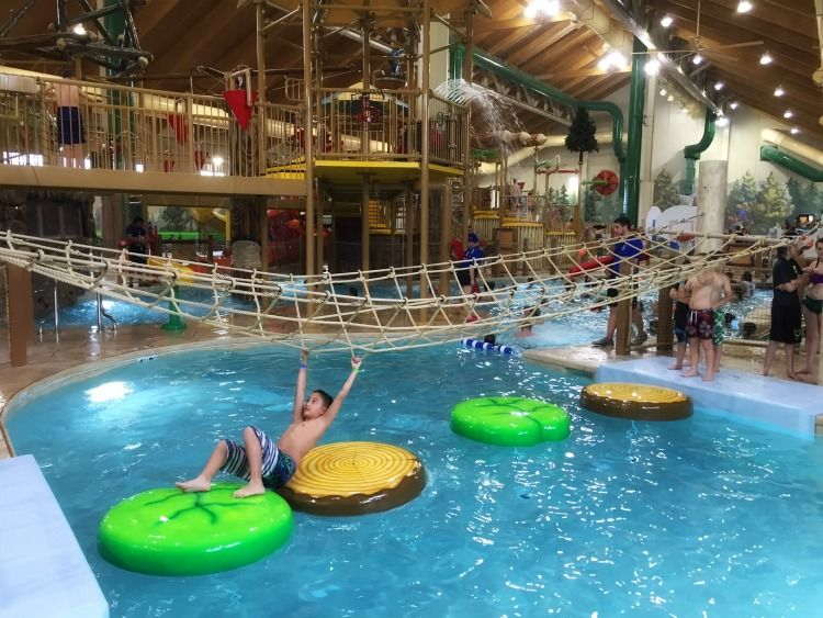 Great Wolf Lodge Colorado Springs Is Ready To Welcome Families This Location Has Much More Offer Than Just The Signature Indoor Water Park