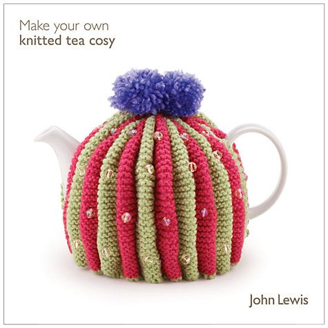 Buy John Lewis Knit Your Own Tea Cosy Online At Johnlewis