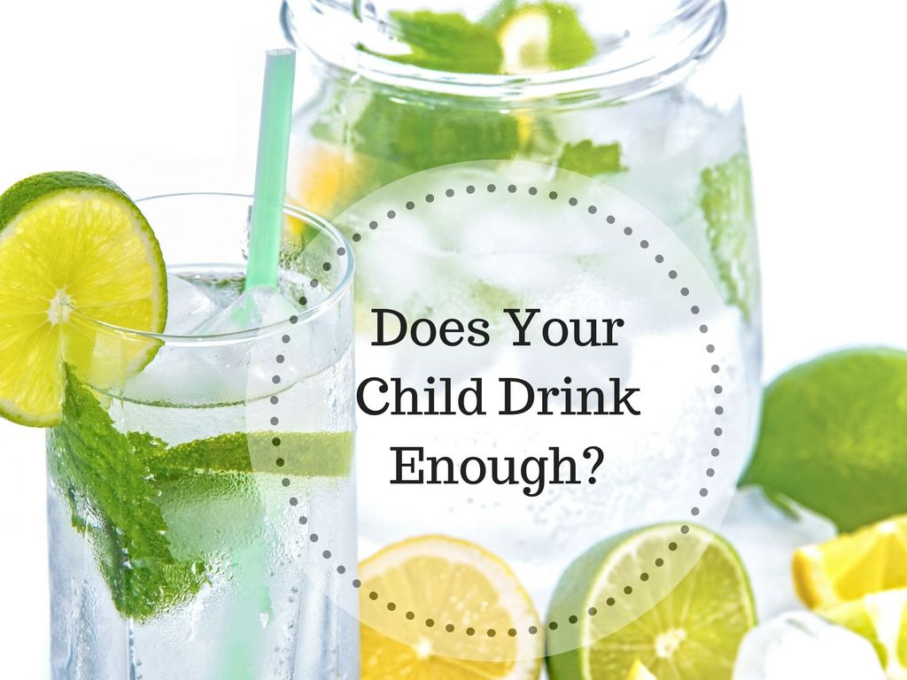 Signs To Spot Your Child Might Need To Drink More