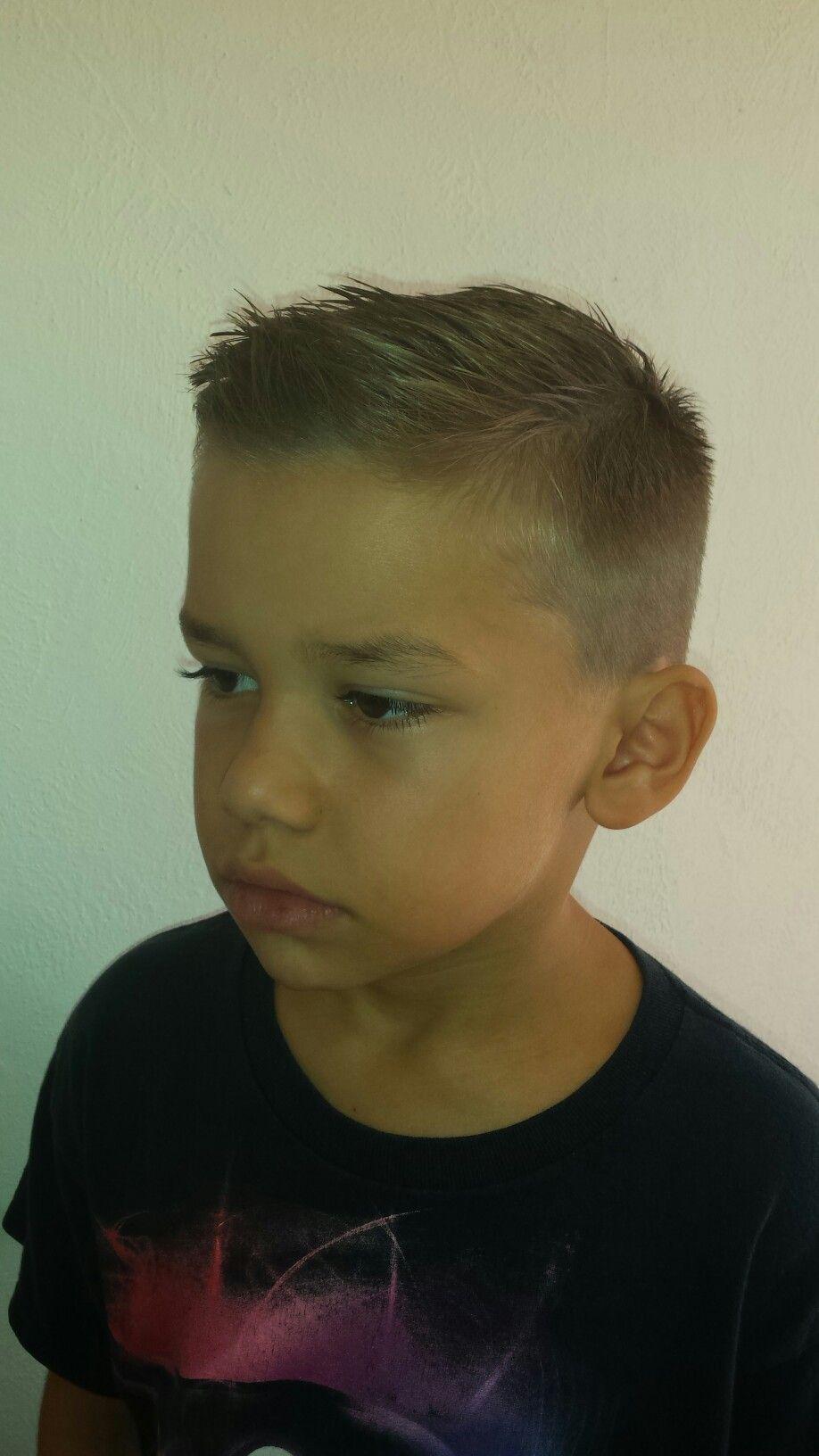 boys haircut short aidan's
