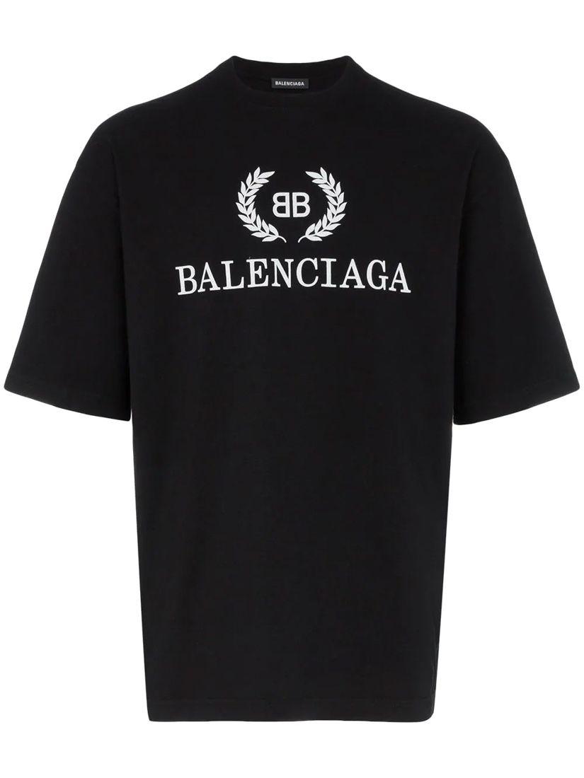 e6f7c9ac3011 Balenciaga Milano T shirt in 2019 | Badass Printables Group Board ...