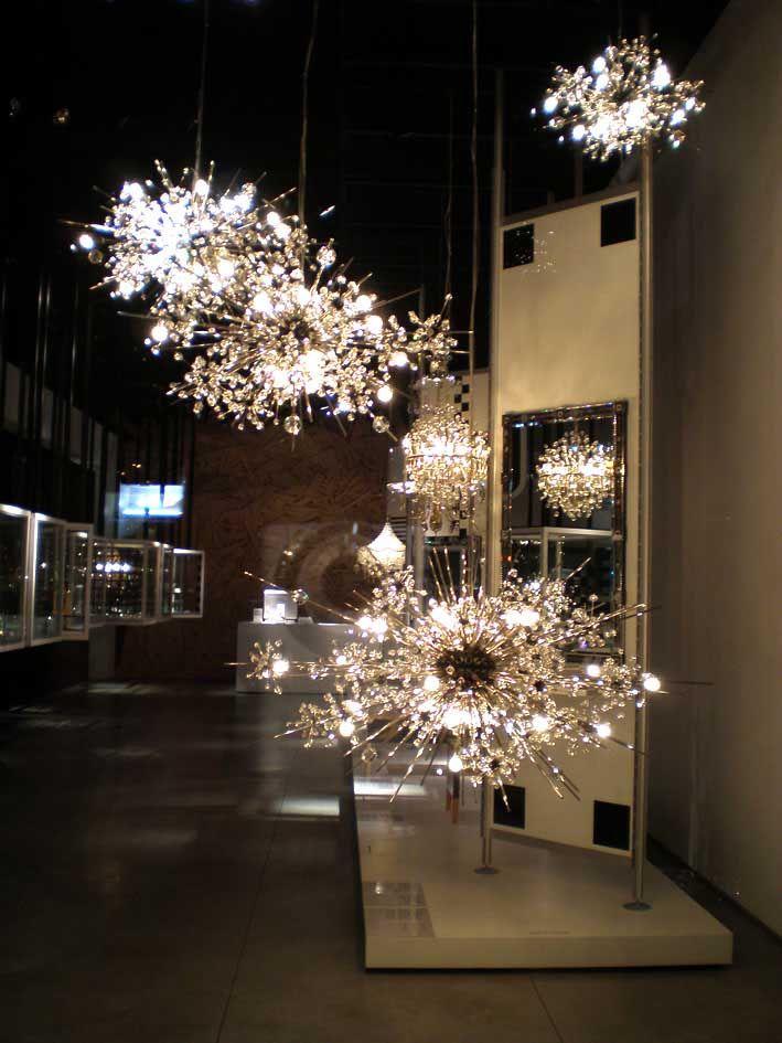 Lobmeyr Metropolitan Chandelier Lighting Home Decor Homemade Candelabra