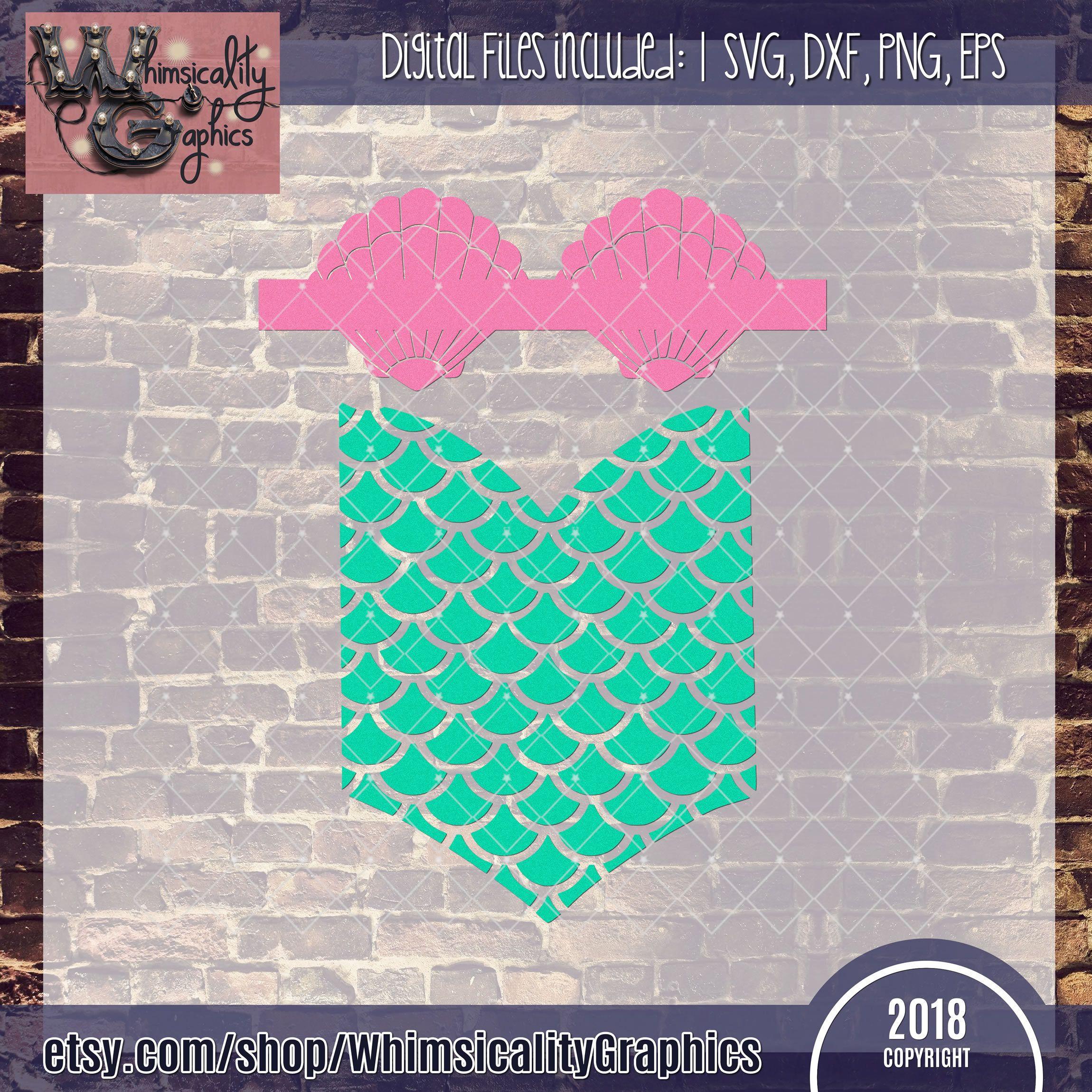 Download Mermaid Cutie SVG, DXF, PNG, EPS | Cricut design, Shop up