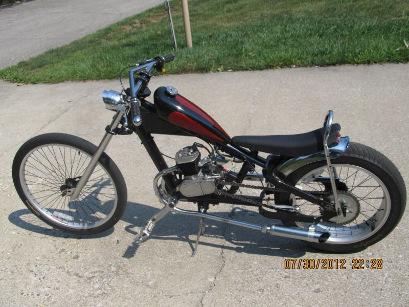 Motorized Bicycle Chopper | www.pixshark.com - Images ...