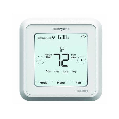 Honeywell T87k1007 Heat Only Thermostat Programmable Thermostat