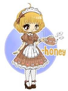 chibi food girls - - Yahoo Image Search Results